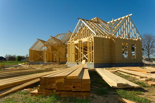 Особоенности строительства каркасных домов